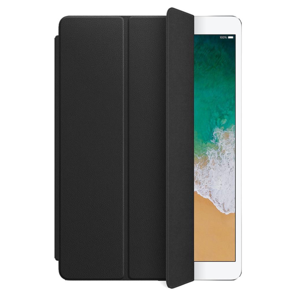 Tweedekans Apple Leren Smart Cover iPad Air (2019), iPad (2019) en Pro 10.5 Zwart