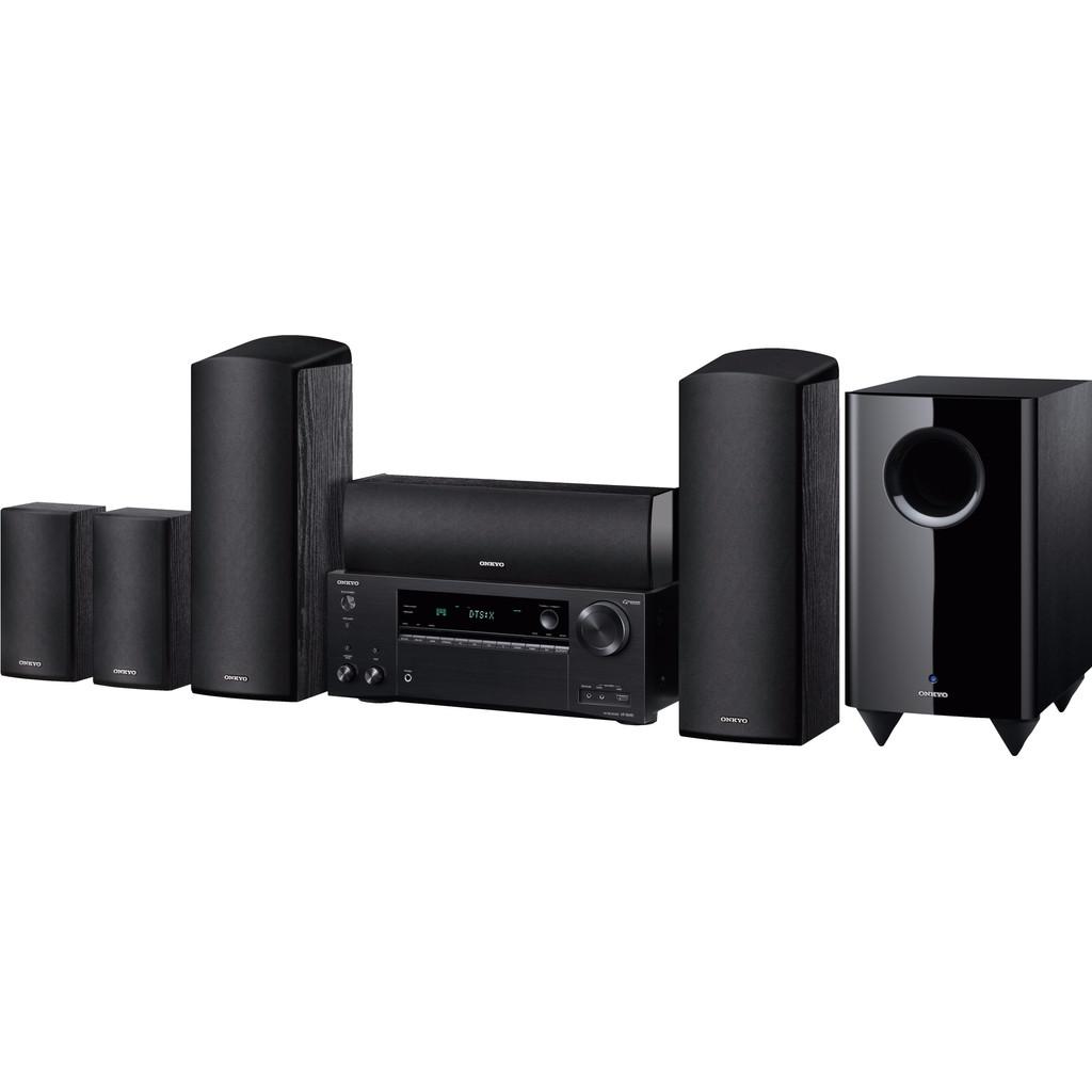 Onkyo HT-S7805-5.1.2 kanaals (surround)  Totaal vermogen 800 watt  Streamt via wifi, Bluetooth, AirPlay