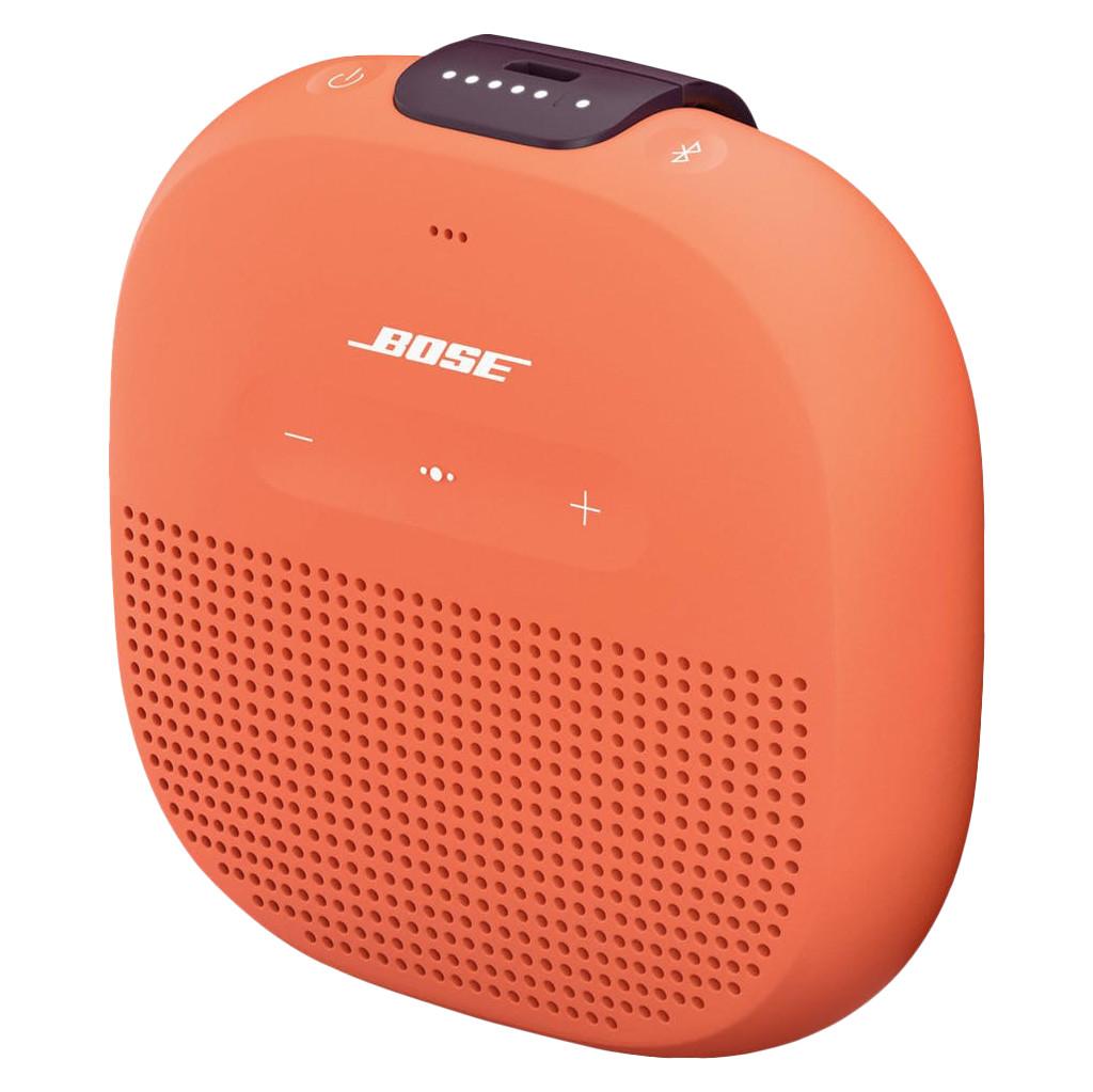 Afbeelding van de Bose SoundLink Micro Oranje