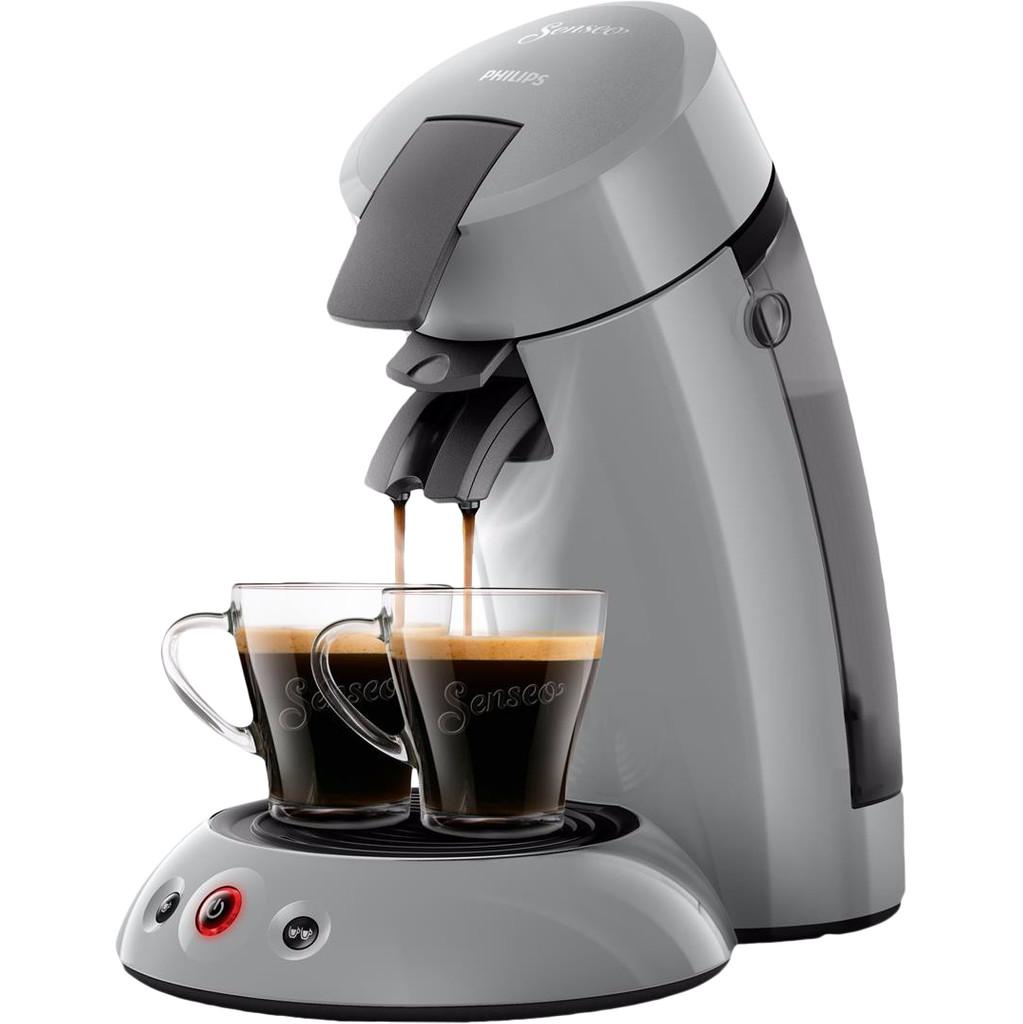 Philips Senseo Original HD6553/70 Grijs + Senseo koffiepads