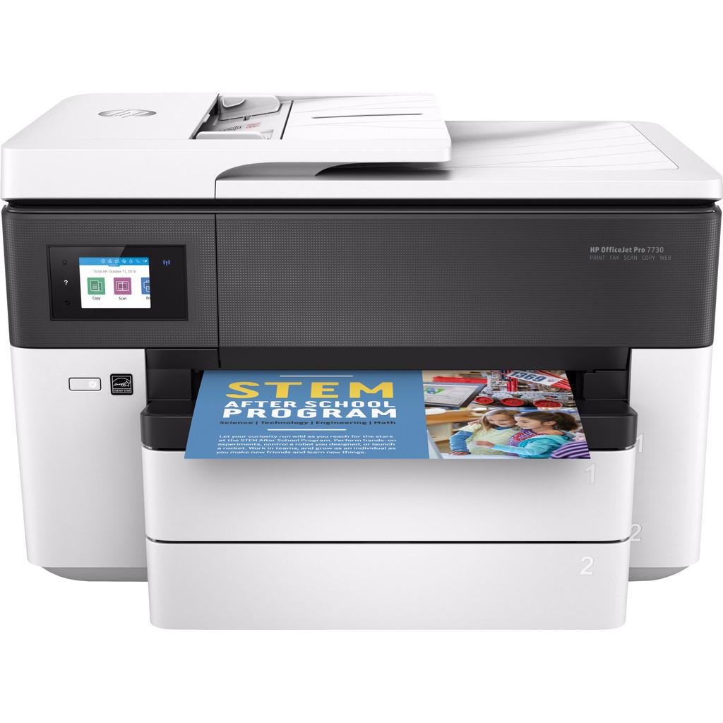 Tweedekans HP OfficeJet Pro 7730 All-in-one Tweedehands