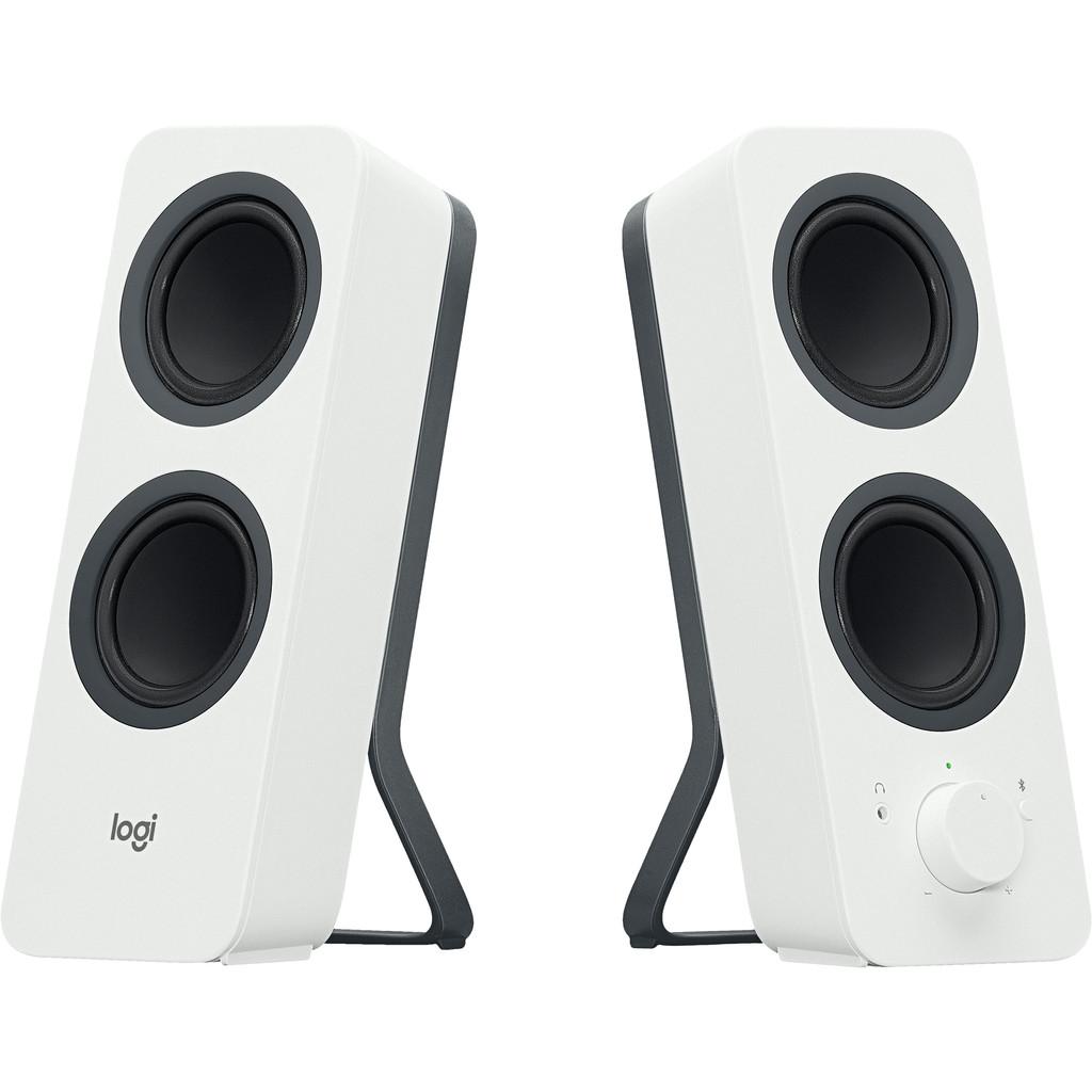 Logitech Z207 Bluetooth Pc Speaker - Wit