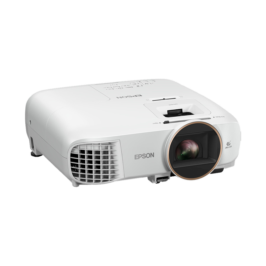 Epson EH-TW5650 Desktopprojector 2500ANSI lumens 3LCD 1080p (1920x1080) 3D Wit beamer-projector