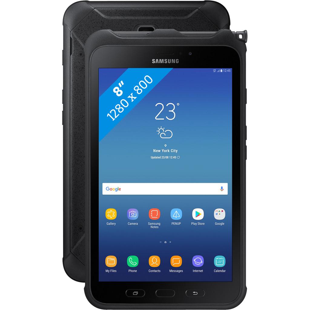 Tweedekans Samsung Galaxy Tab Active2 Wifi + 4G Zwart