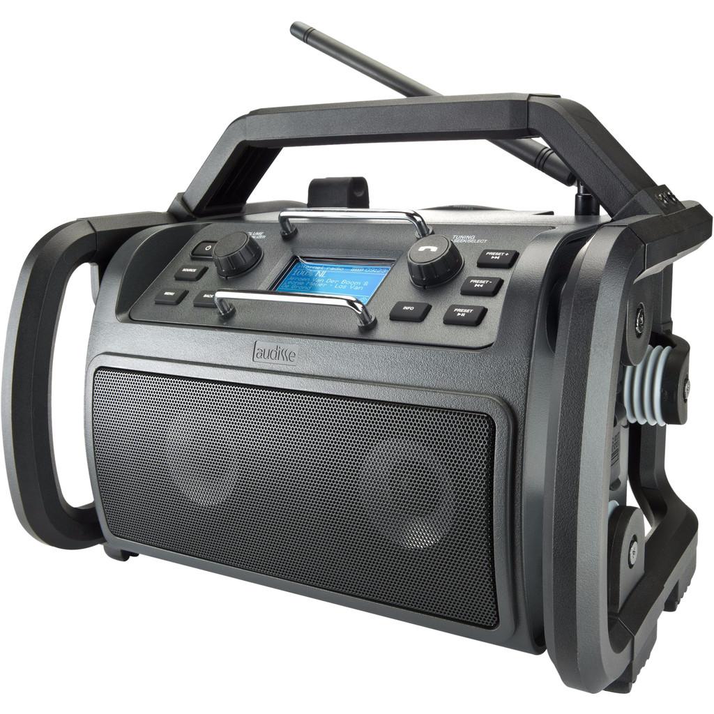 Perfectpro Audisse Shokunin internetradio wi-fi
