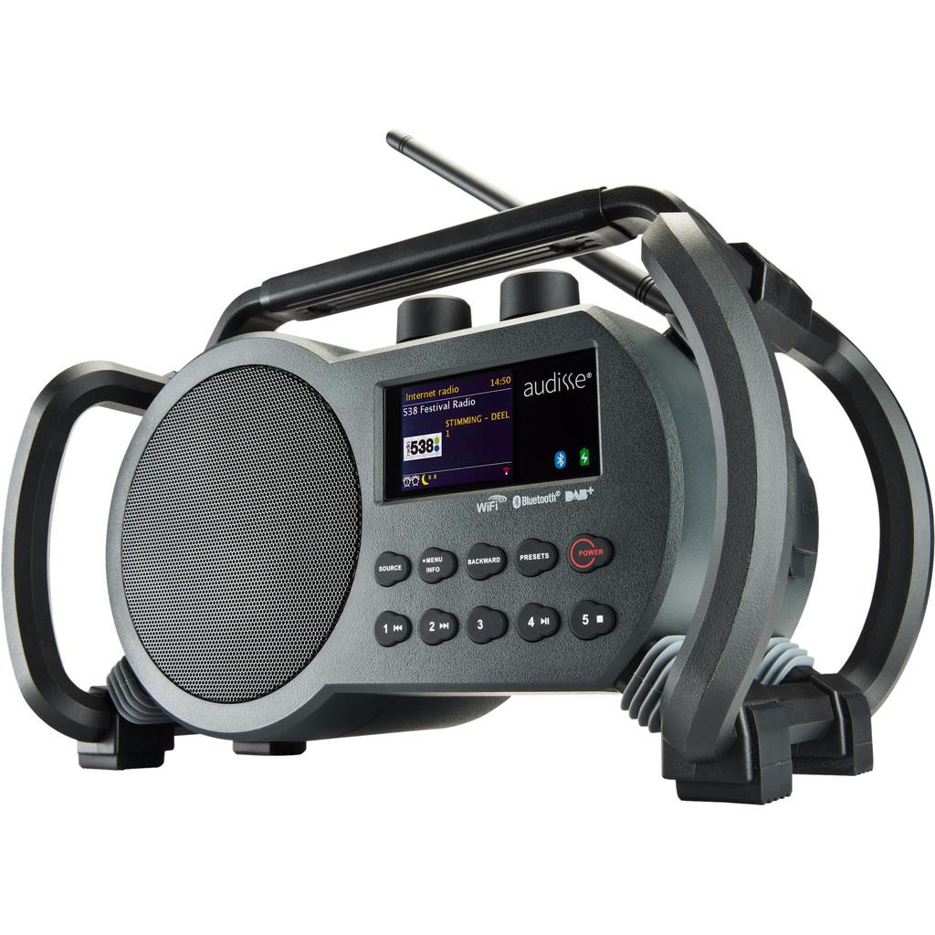 Perfectpro Audisse Netbox internet radio wi-fi