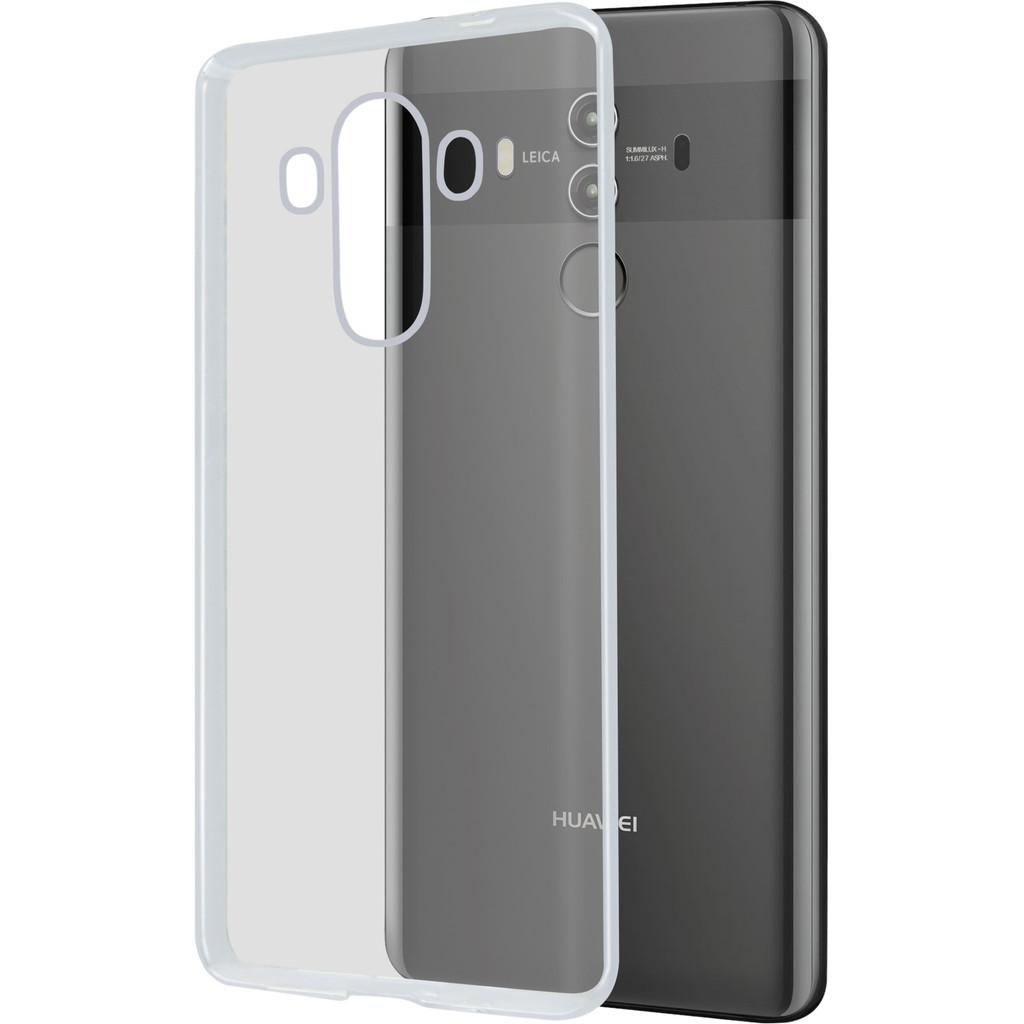 Azuri Glossy TPU Huawei Mate 10 Pro Back Cover Transparant