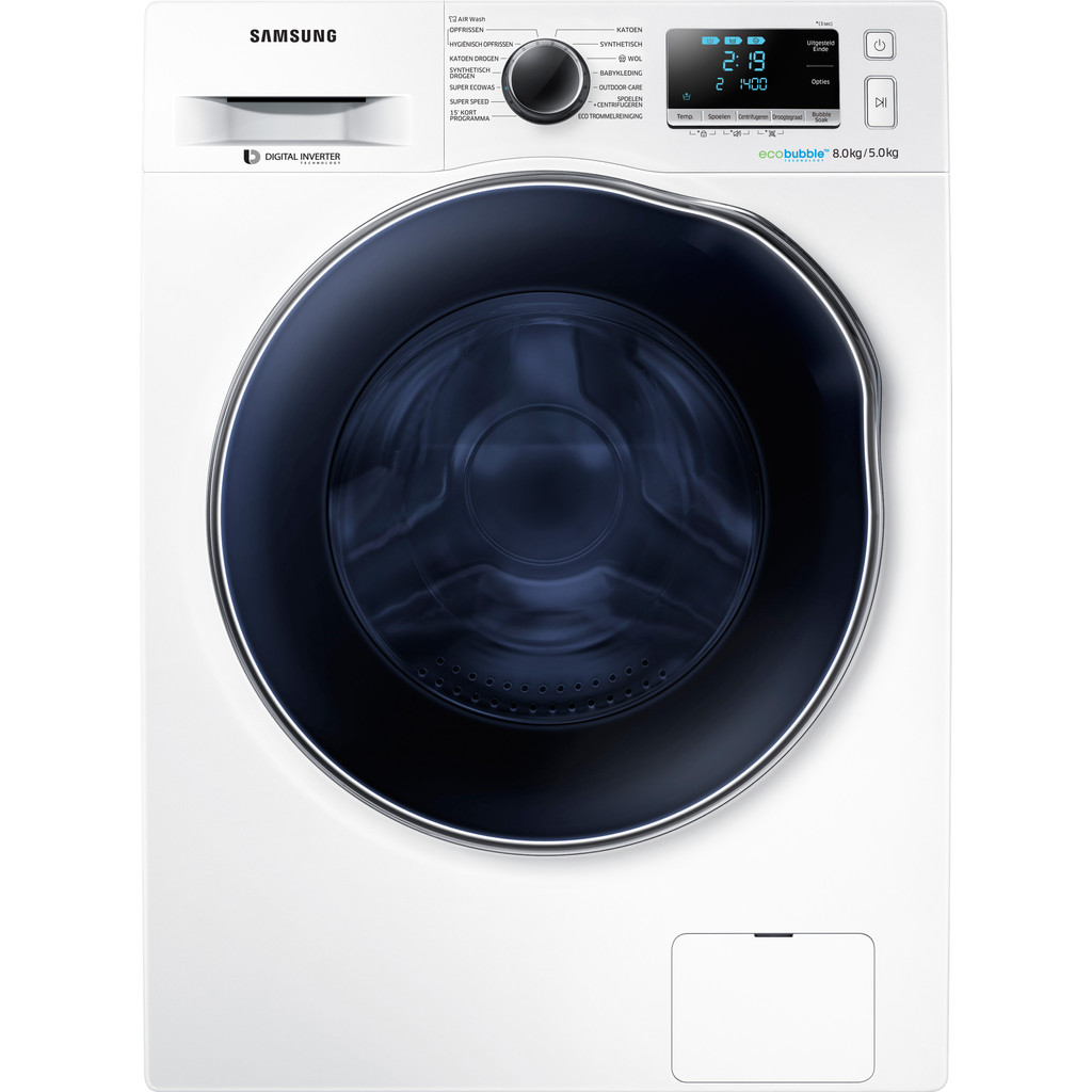 Samsung WD80J6A00AW Eco Bubble 8 5 kg