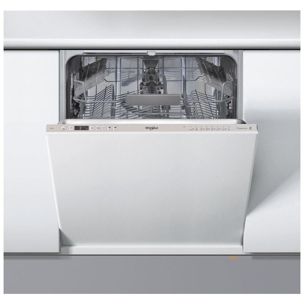 Whirlpool WIC 3C24 PS E / Inbouw / Volledig geïntegreerd / Nishoogte 82 - 90 cm