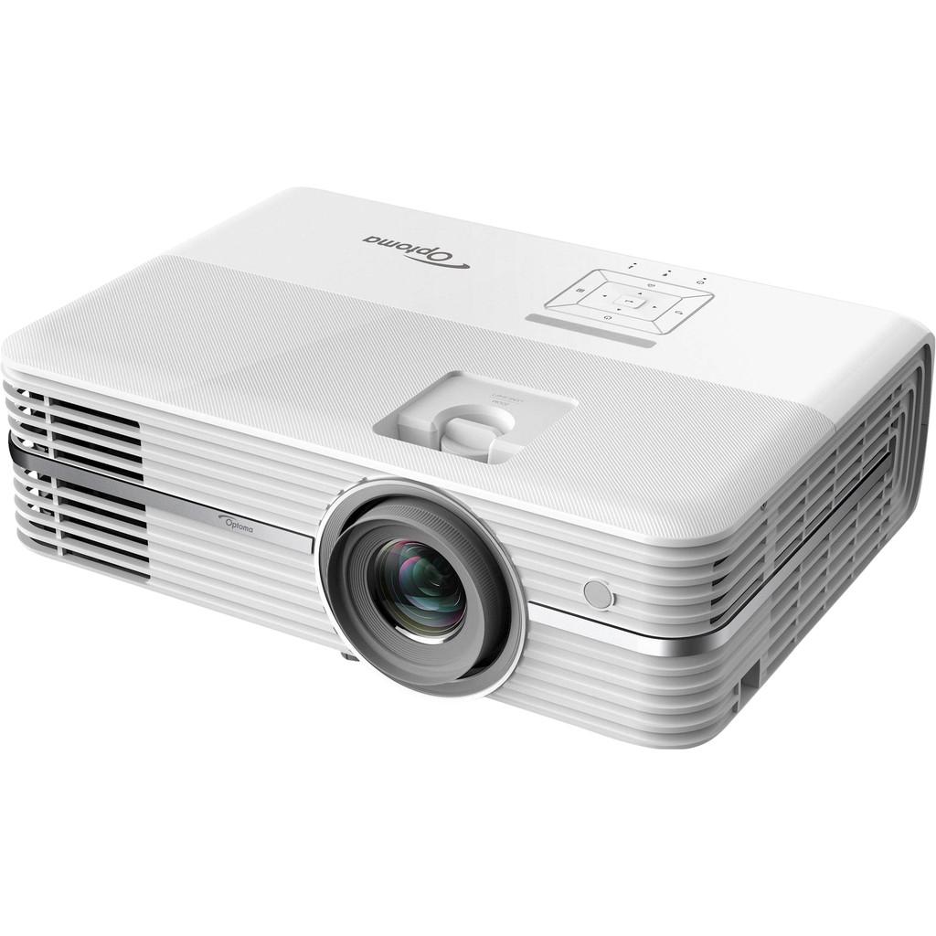 Optoma UHD300X-3840 x 2160 4K UHD  2200 ANSI lumen  Bioscoopervaring