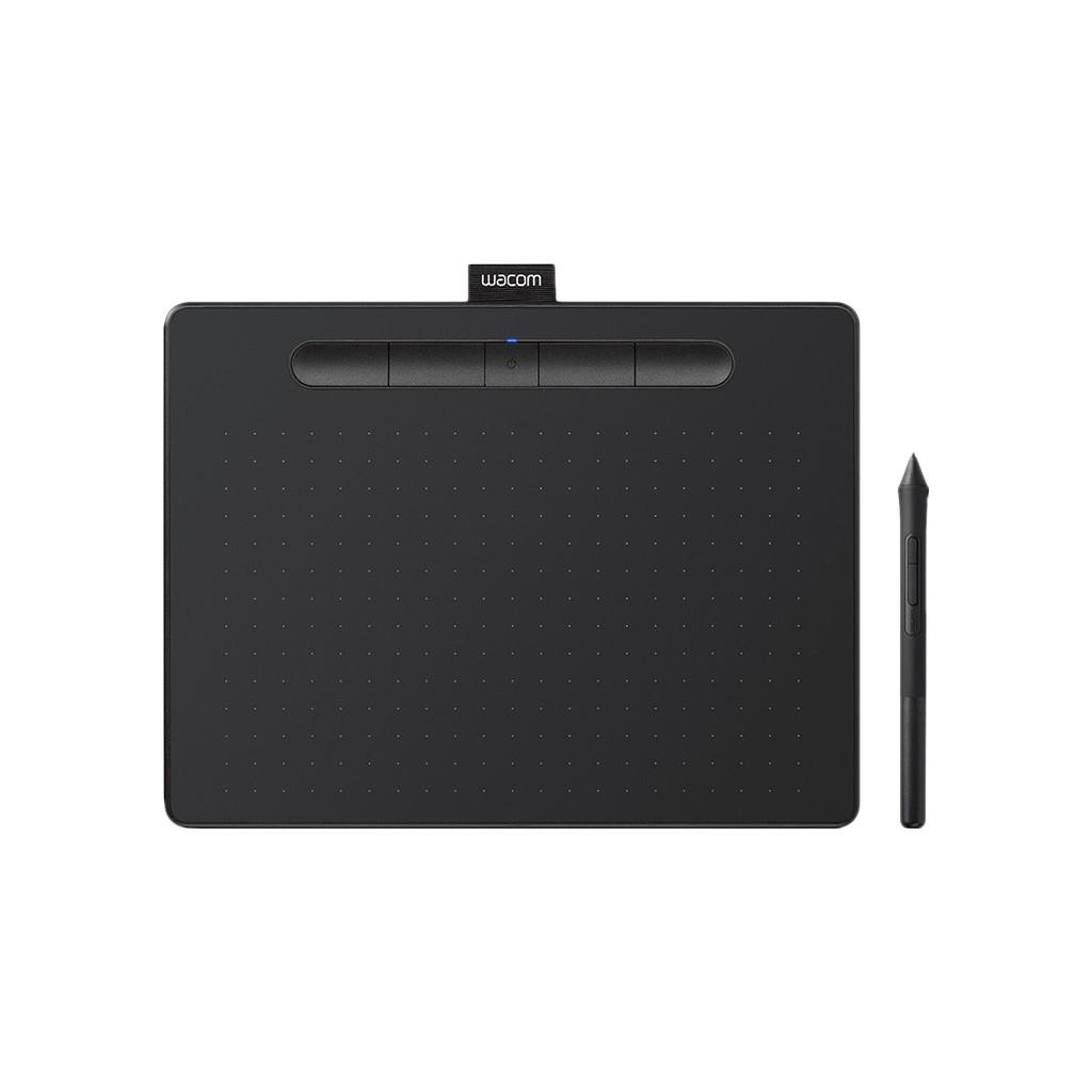 Wacom Intuos M Bluetooth Zwart