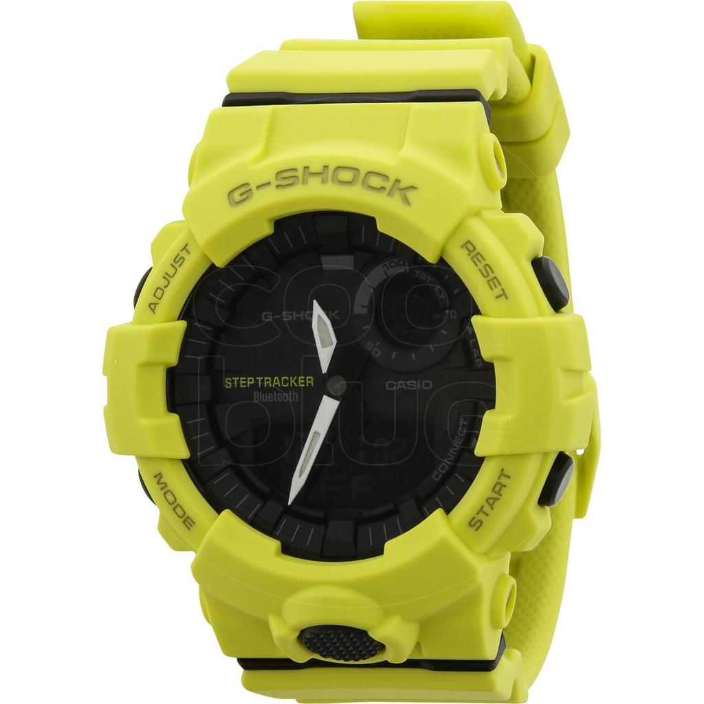Casio G-Shock GBA-800-9AER G-Squad Bluetooth