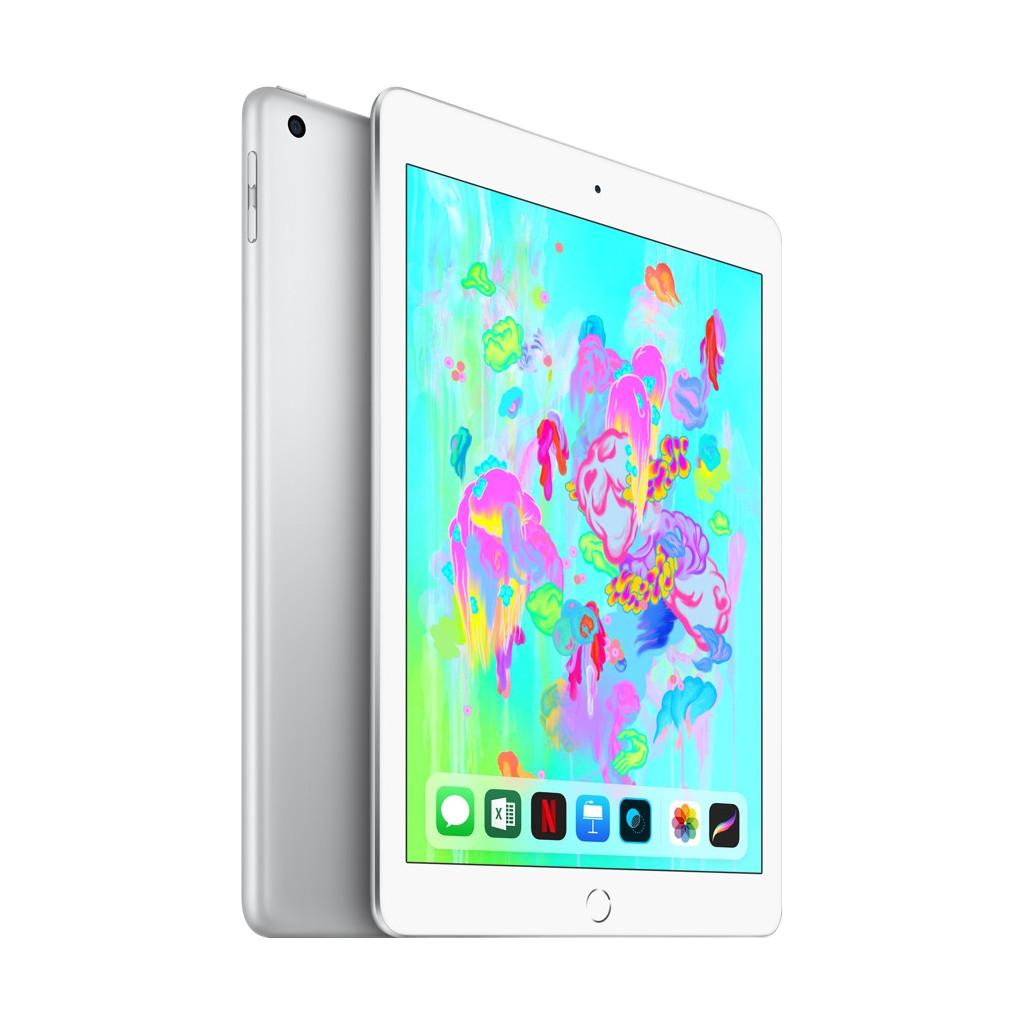 Tweedekans Refurbished iPad (2018) 32GB Wifi Zilver Tweedehands