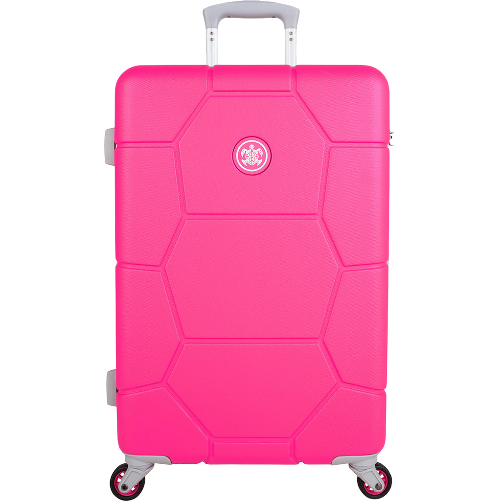 SuitSuit Caretta Playful Trolley 65 hot pink