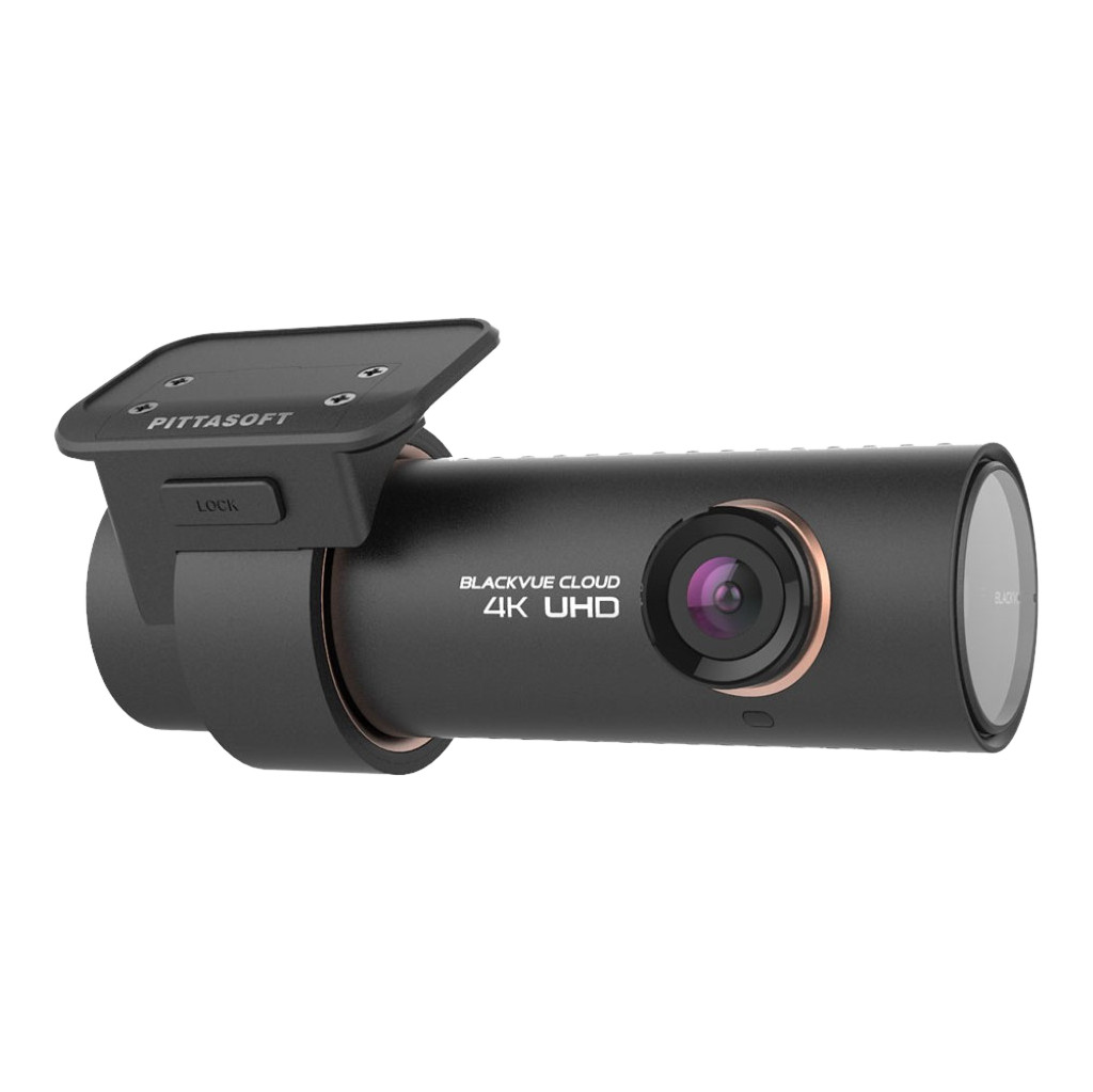 BlackVue DR900S-1CH 4K UHD Cloud Dashcam 64GB-Type beelddefinitie ondersteuning: Full HD (1080p), Ultra HD (4K)  Bluetooth: Nee  Dual dashcam: Nee