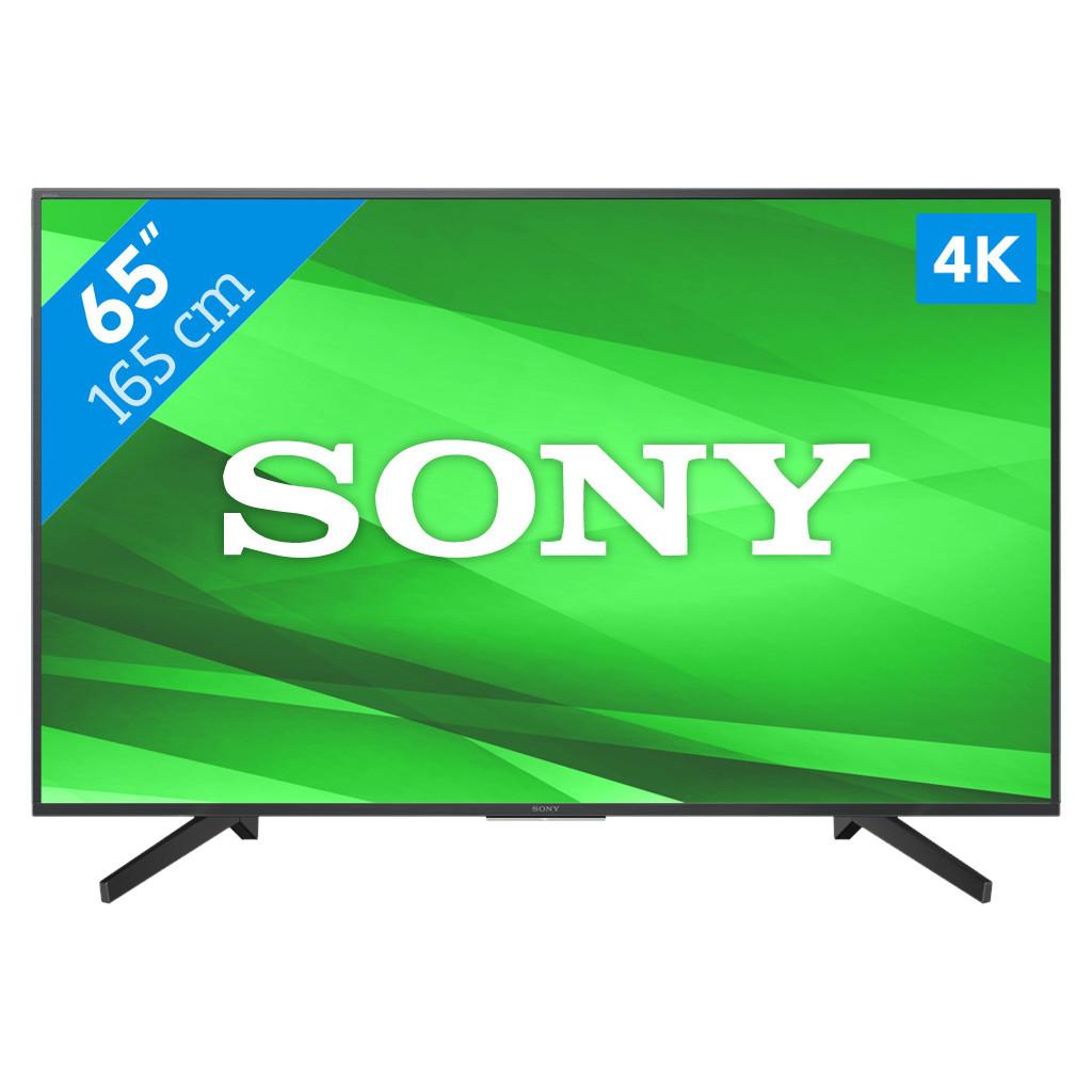 Sony KD65XF7005BAEP led-tv (123 cm-49 inch), 4K Ultra HD, smart-tv