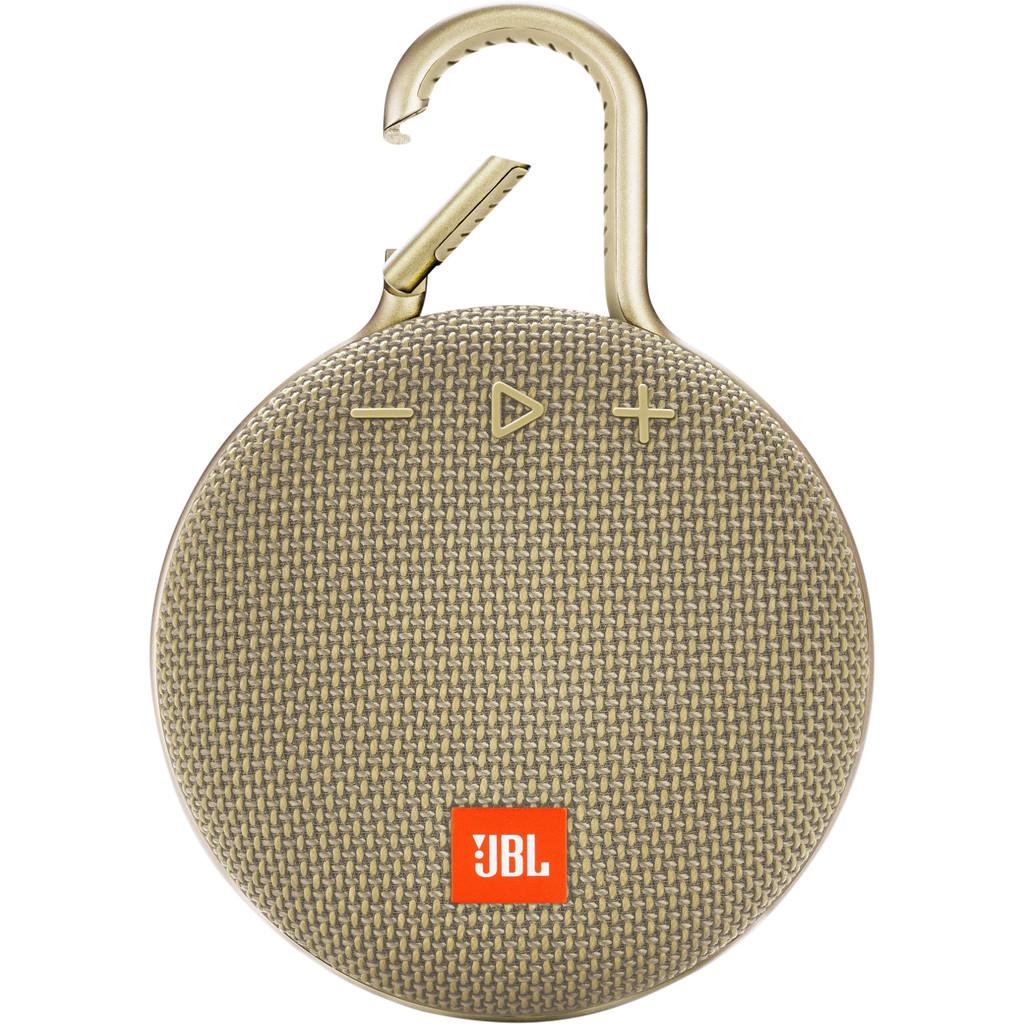 Afbeelding van de JBL Clip 3 Beige