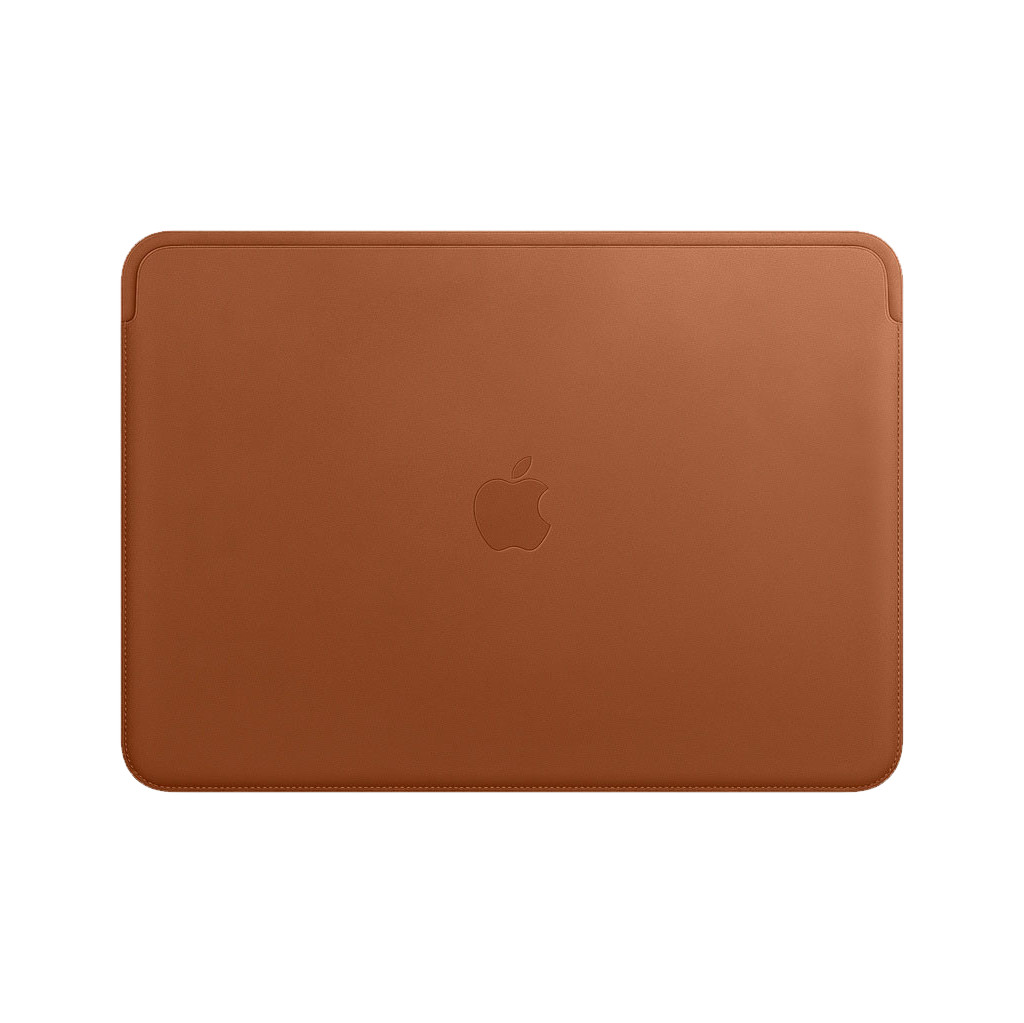 "Tweedekans Apple MacBook Pro / MacBook Air Retina 13"" Sleeve Saddle Brown"
