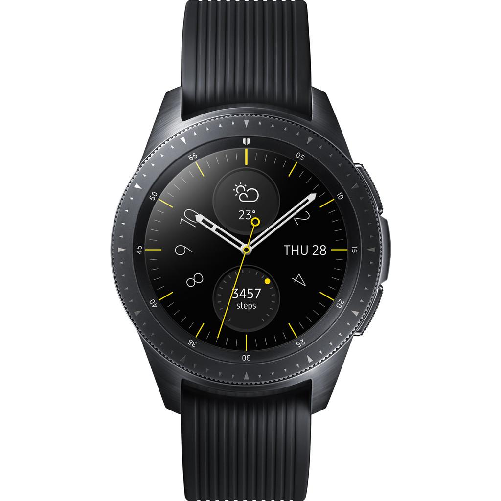 Tweedekans Samsung Galaxy Watch 42mm Midnight Black