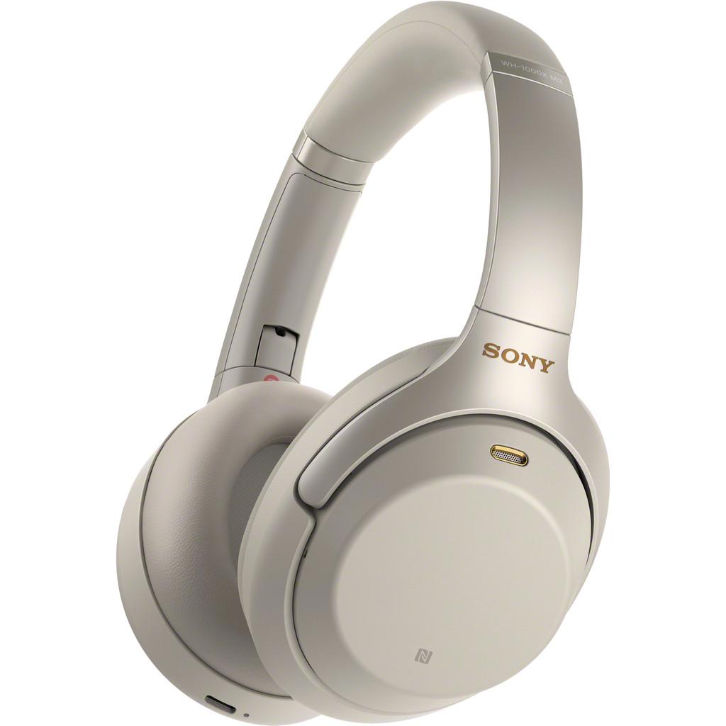 Tweedekans Sony WH-1000XM3 Zilver