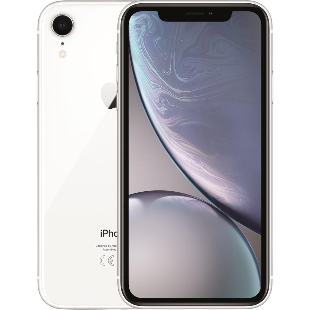 Tweedekans Apple iPhone Xr 64 GB Wit