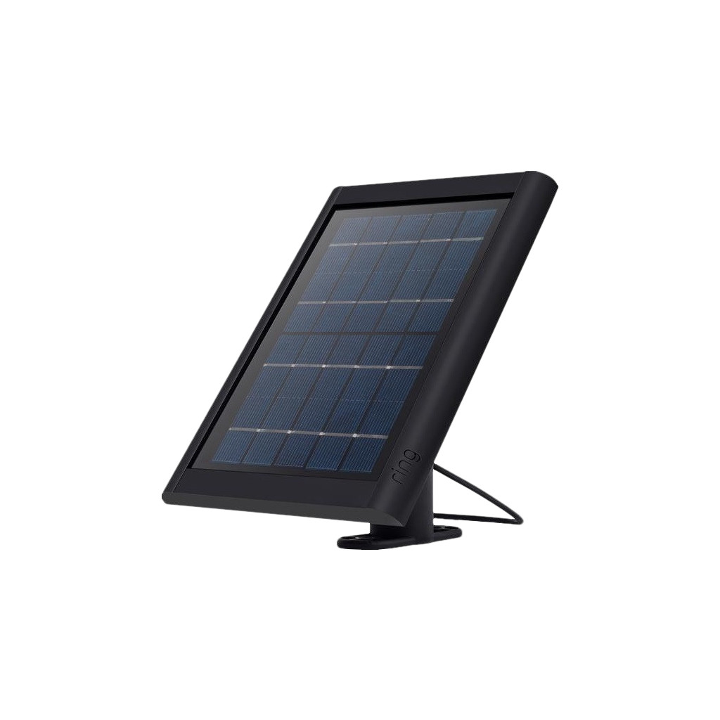 RING Solar Panel V4 Black 8ASPS6