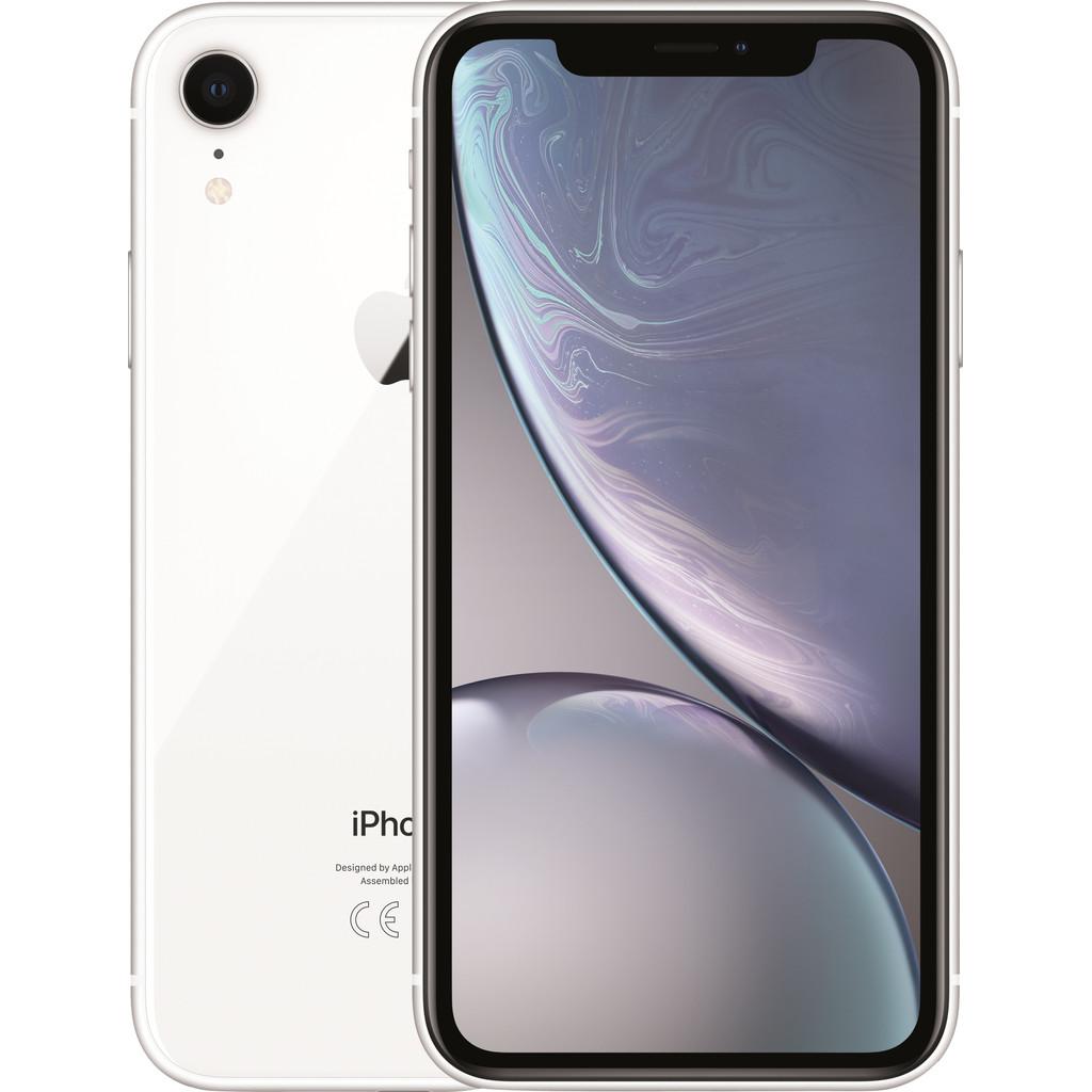 Tweedekans Apple iPhone Xr 128 GB Wit