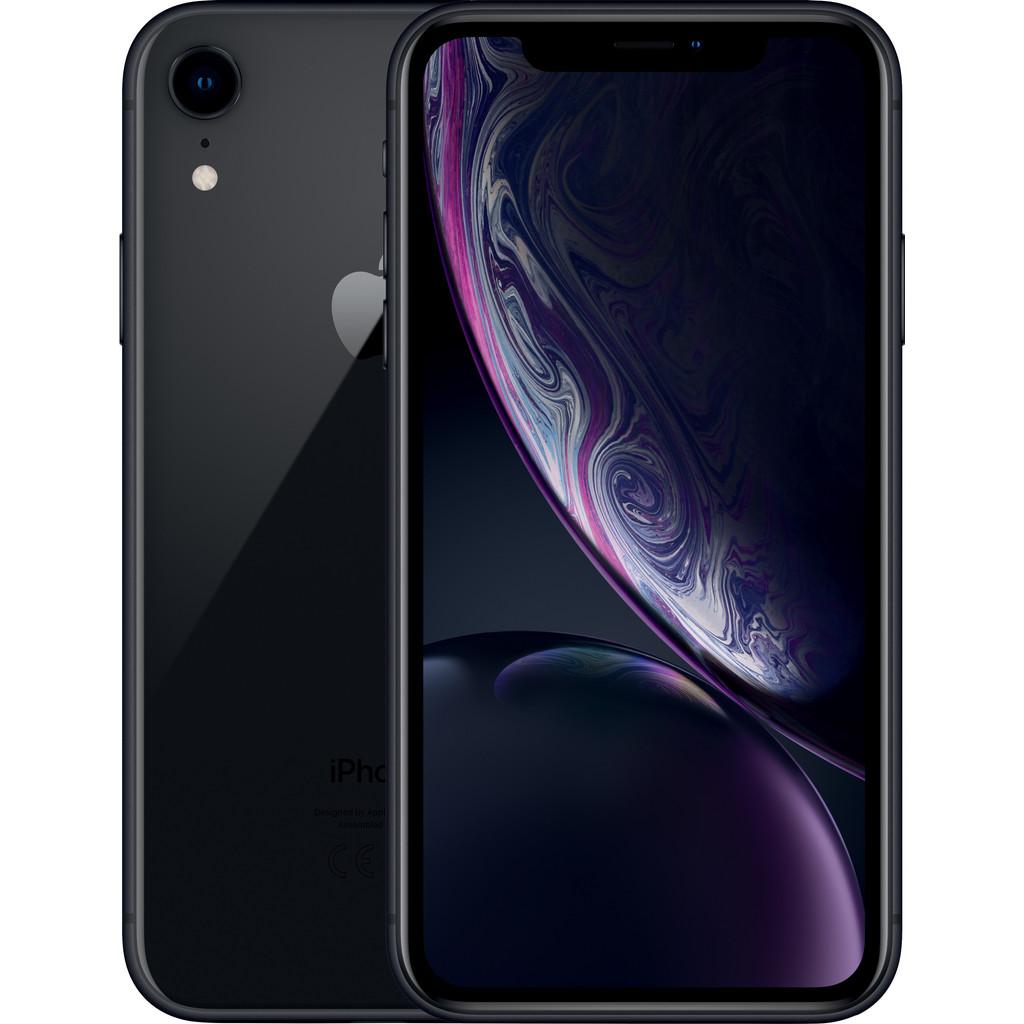 Tweedekans Apple iPhone Xr 128 GB Zwart