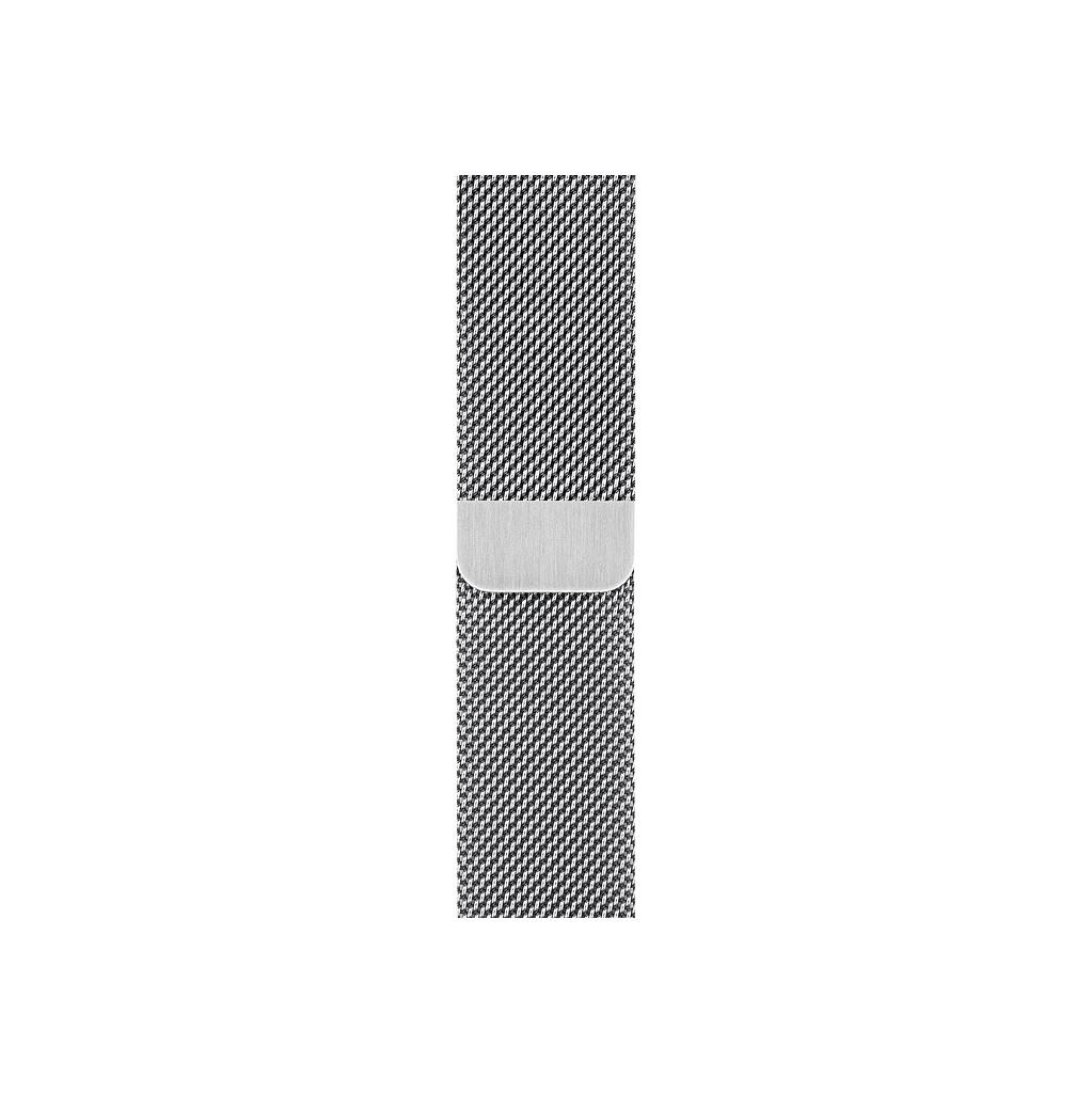 Tweedekans Apple Watch 38/40 mm Polsband Milanees Zilver Tweedehands