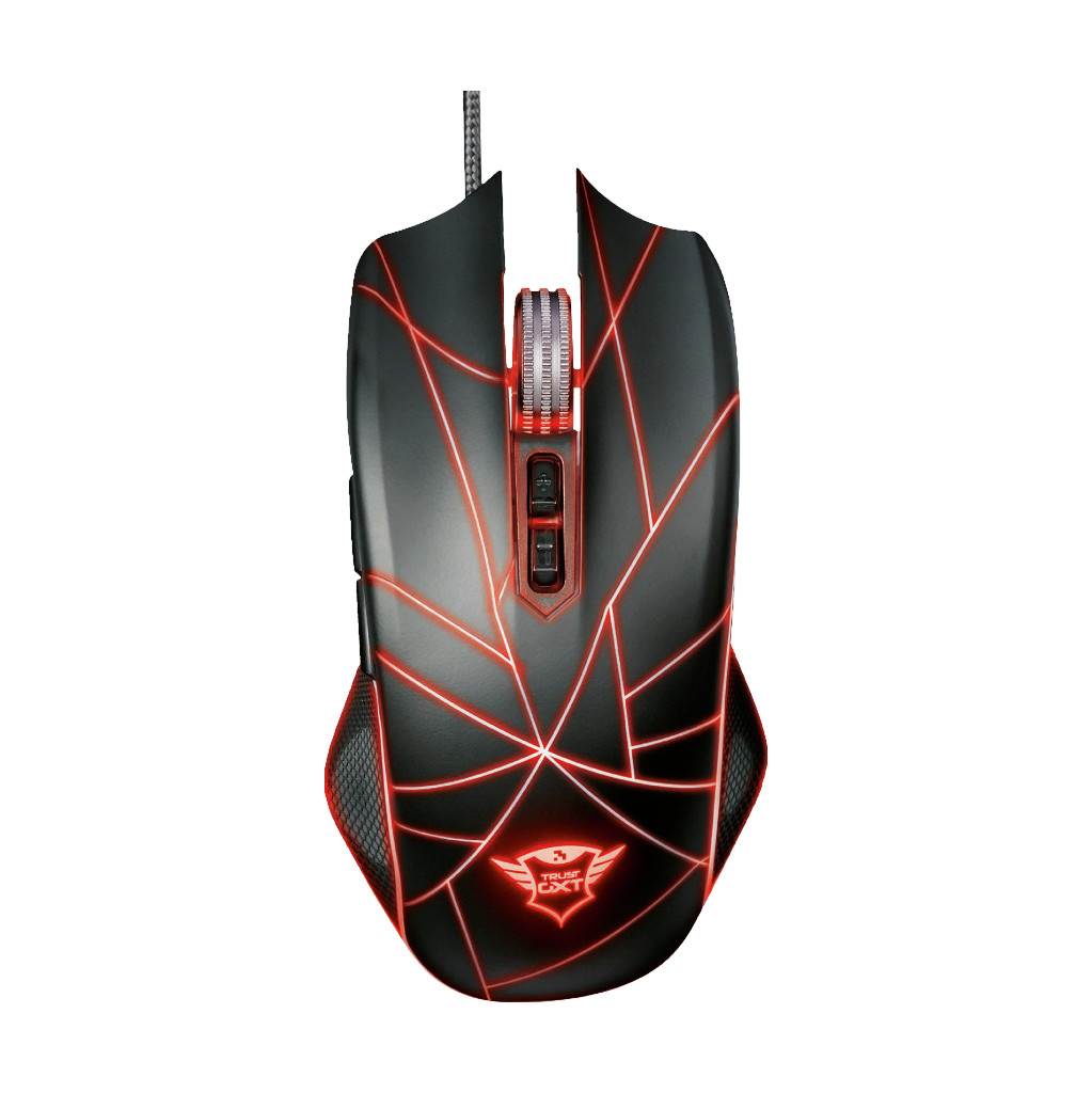 Trust GXT 160 Ture Gaming Muis