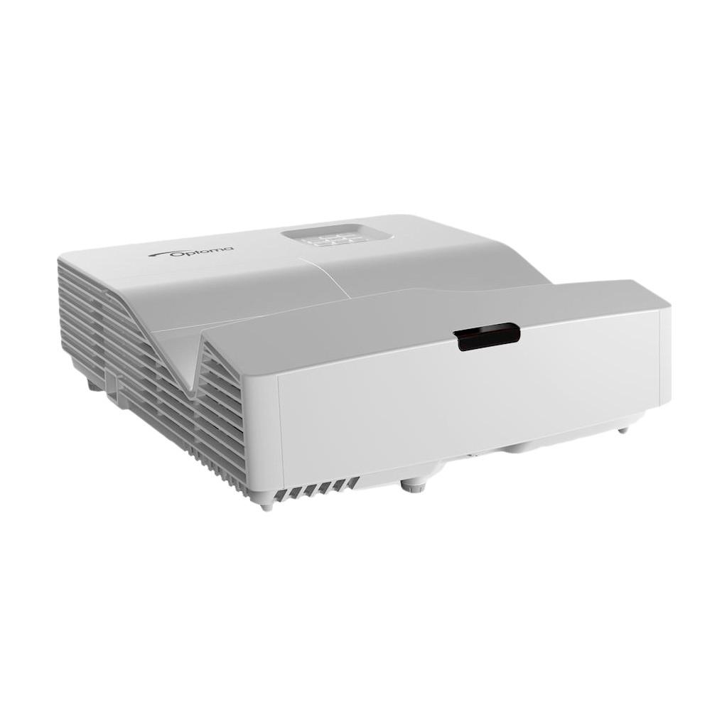 Optoma HD31UST beamer-projector 3400 ANSI lumens DLP 1080p (1920x1080) 3D Desktopprojector Wit