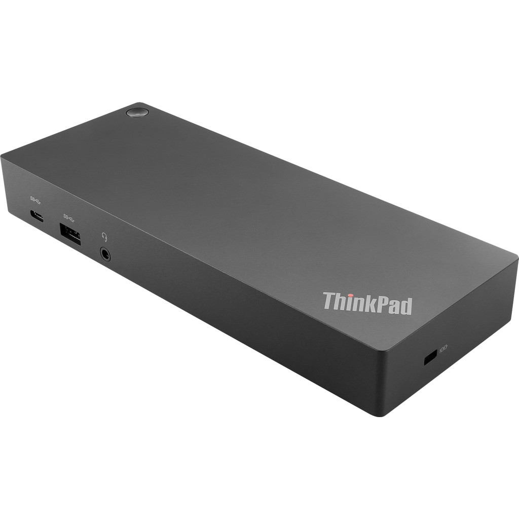 Tweedekans Lenovo ThinkPad Hybride Usb C en Usb A Docking Station