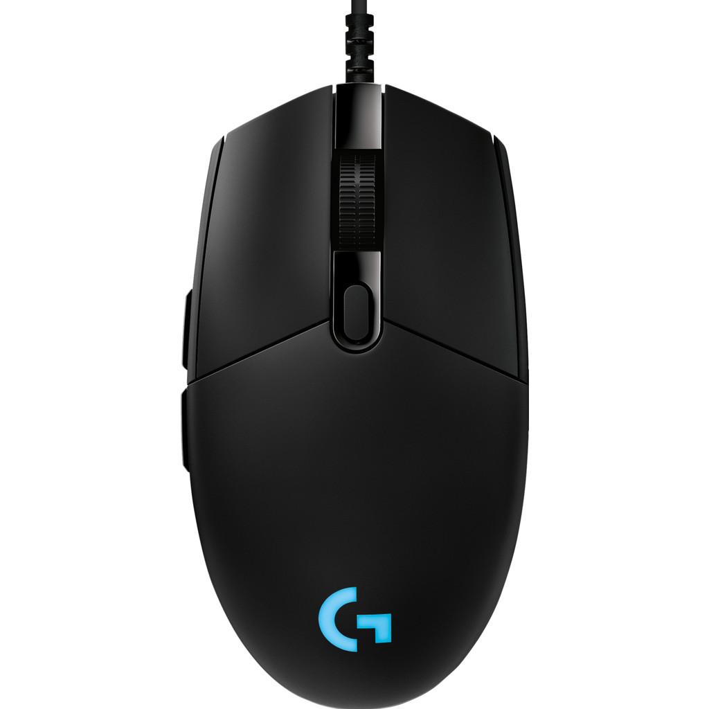 Logitech G PRO HERO Gaming Muis