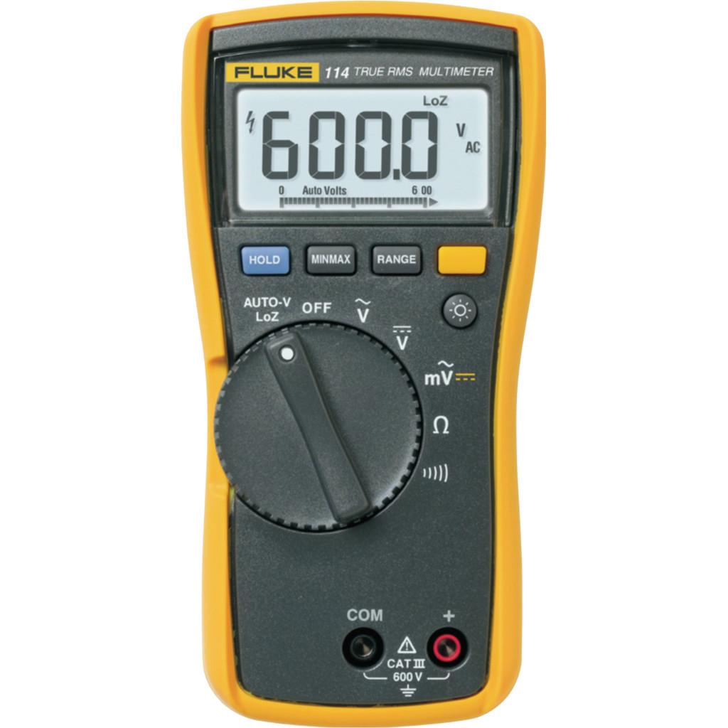 Fluke 114 True-RMS Digitale Multimeter