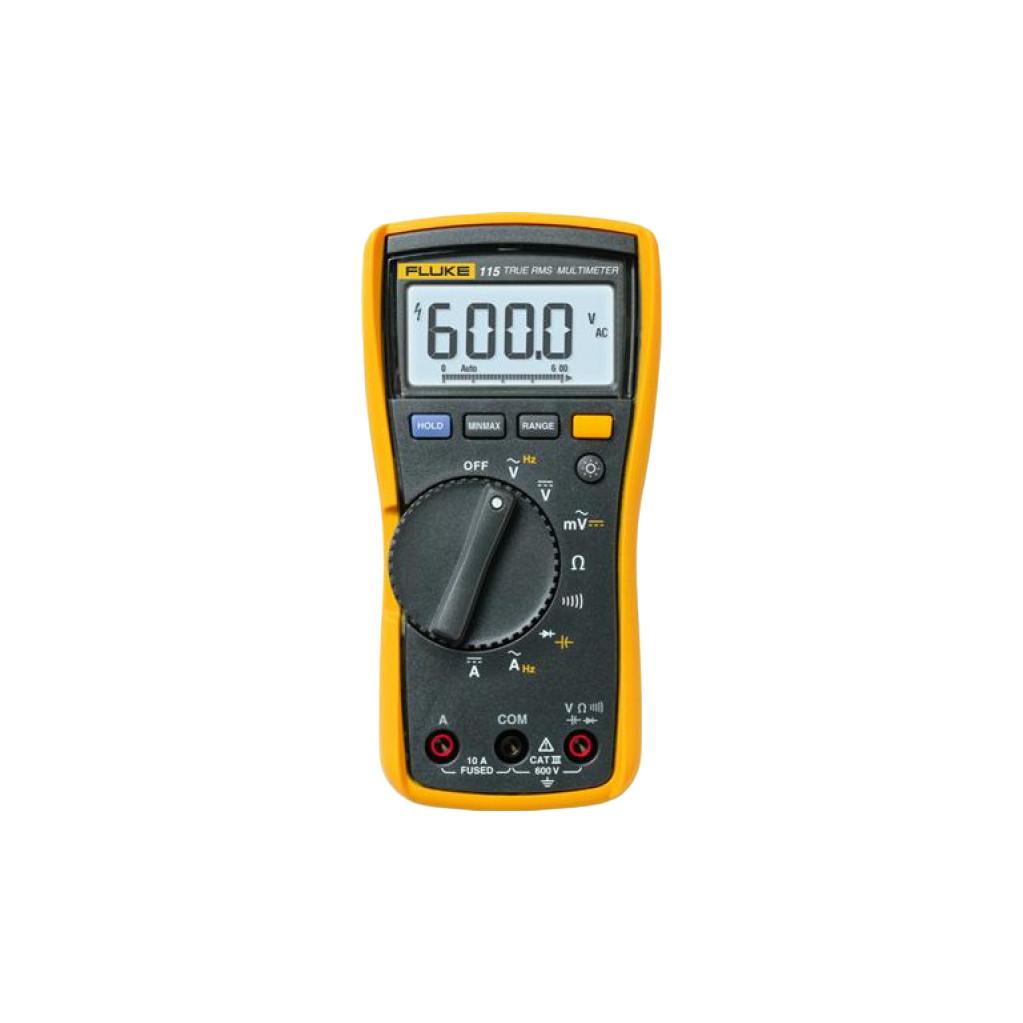 Fluke 115 True-RMS Digitale Multimeter