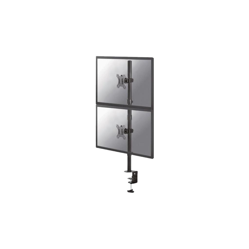 Tweedekans Neomounts by Newstar FPMA-D550DVBLACK Monitorarm Zwart Tweedehands