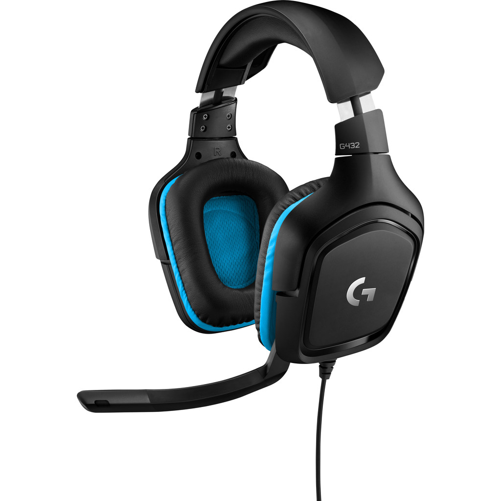 LOGITECH G 432 7.1 Surround Sound