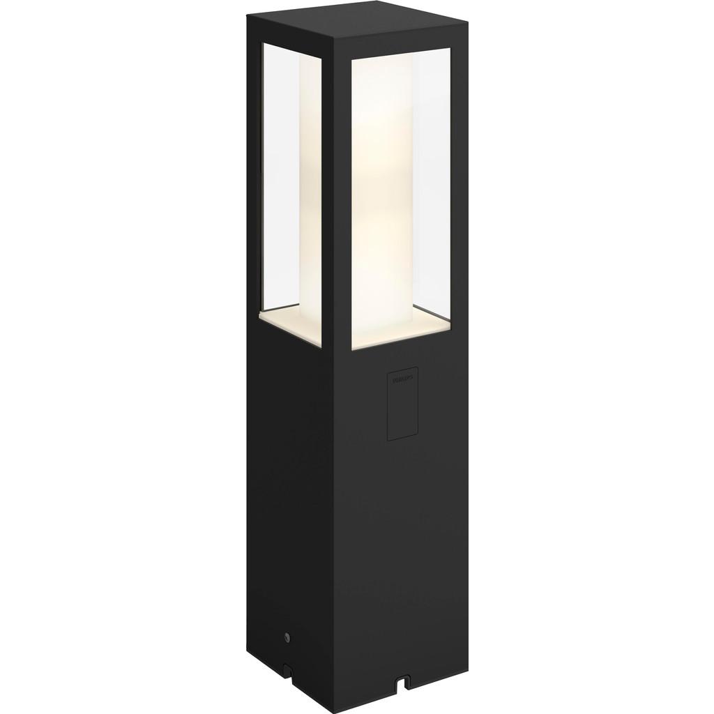 Philips Lighting Hue Staande LED-lamp voor buiten (uitbreiding) Impress LED vast ingebouwd 16 W RGBW