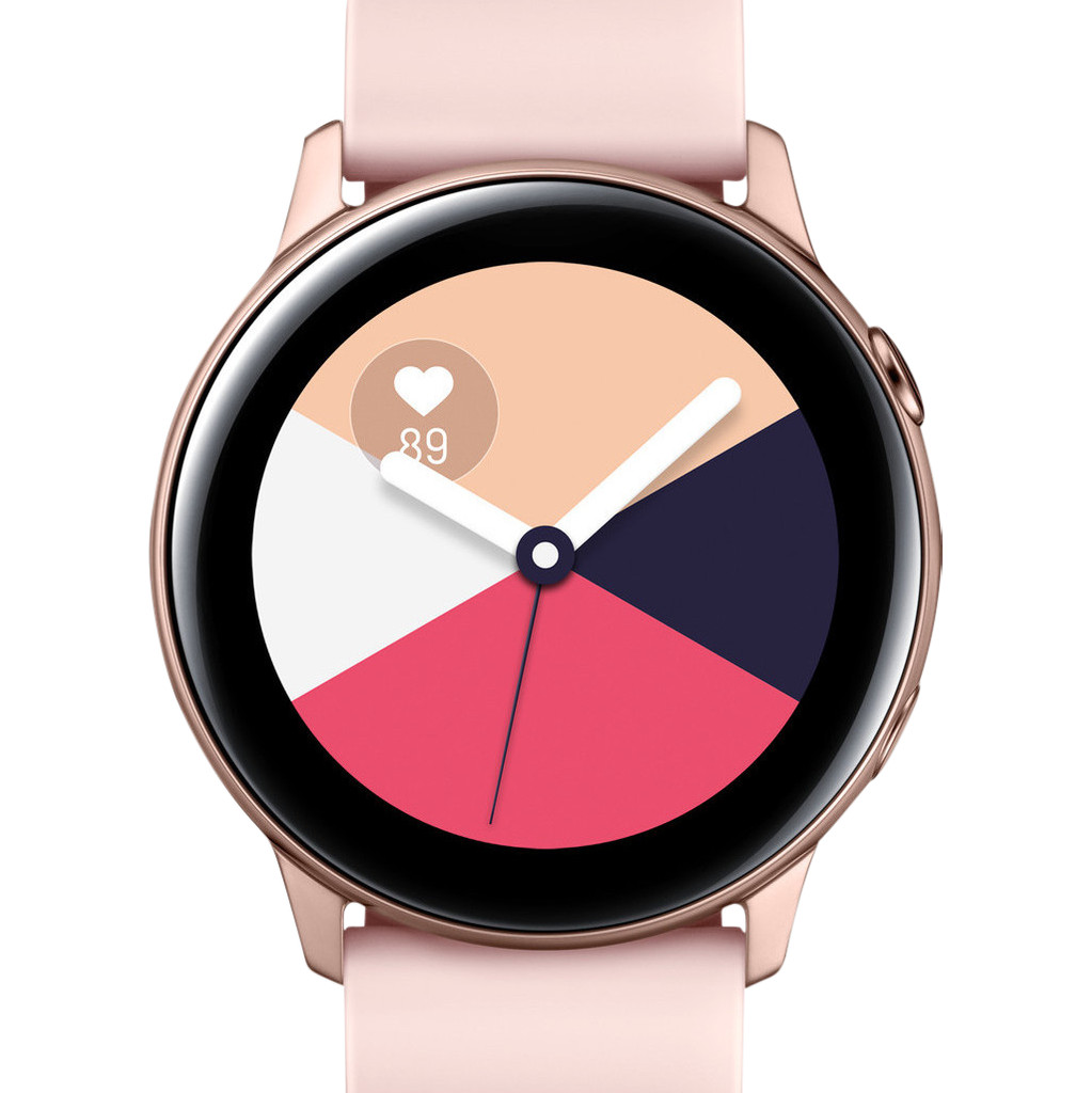 Tweedekans Samsung Galaxy Watch Active Rosé Goud Tweedehands