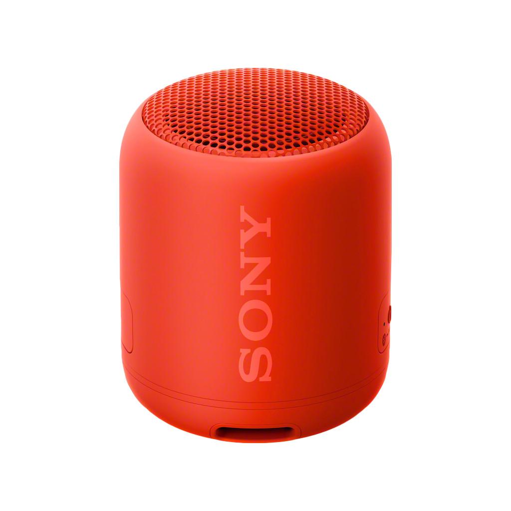 Afbeelding van de Sony SRS-XB12 Rood