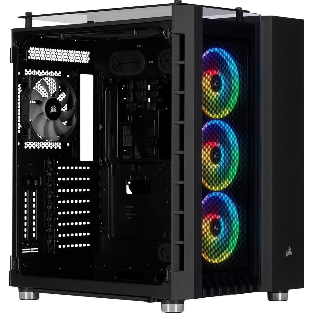 Tweedekans Corsair Crystal Series 680X RGB Case