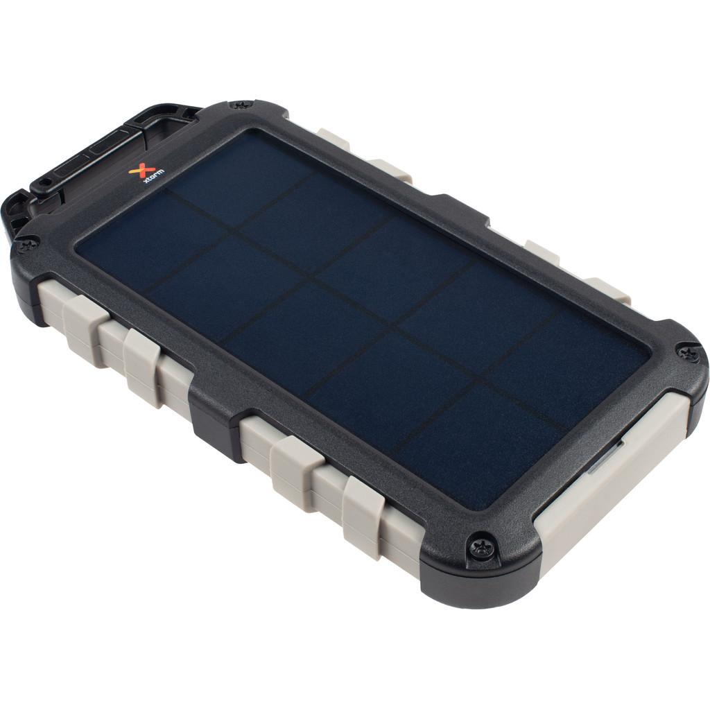 Mobiele solarlader 10000 mAh A-solar Robust FS305 FS305