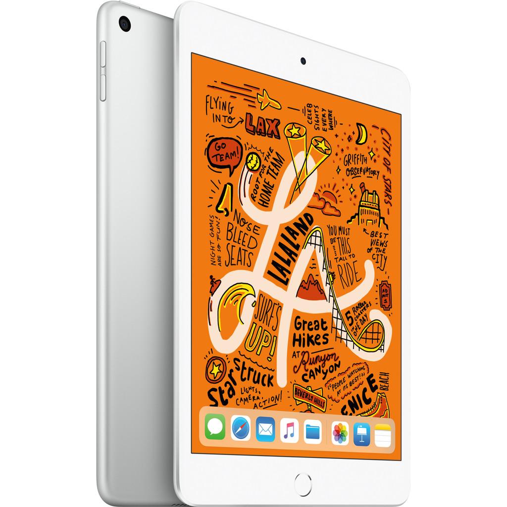 Tweedekans Apple iPad Mini 5 256 GB Wifi Zilver