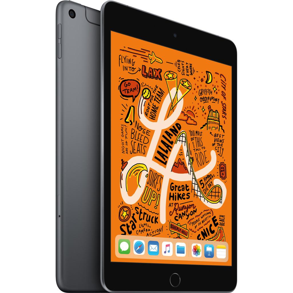 Tweedekans Apple iPad Mini 5 256 GB Wifi + 4G Space Gray