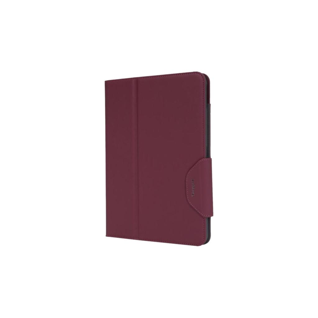 Targus Versavu 24,6 cm (9.7) Folioblad Bordeaux rood