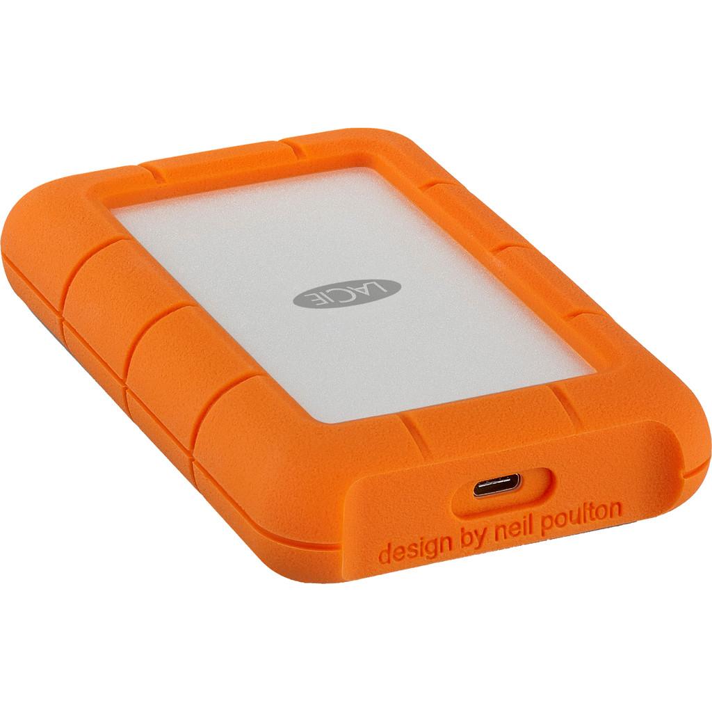 LaCie Rugged USB-C 5TB Mobile Drive