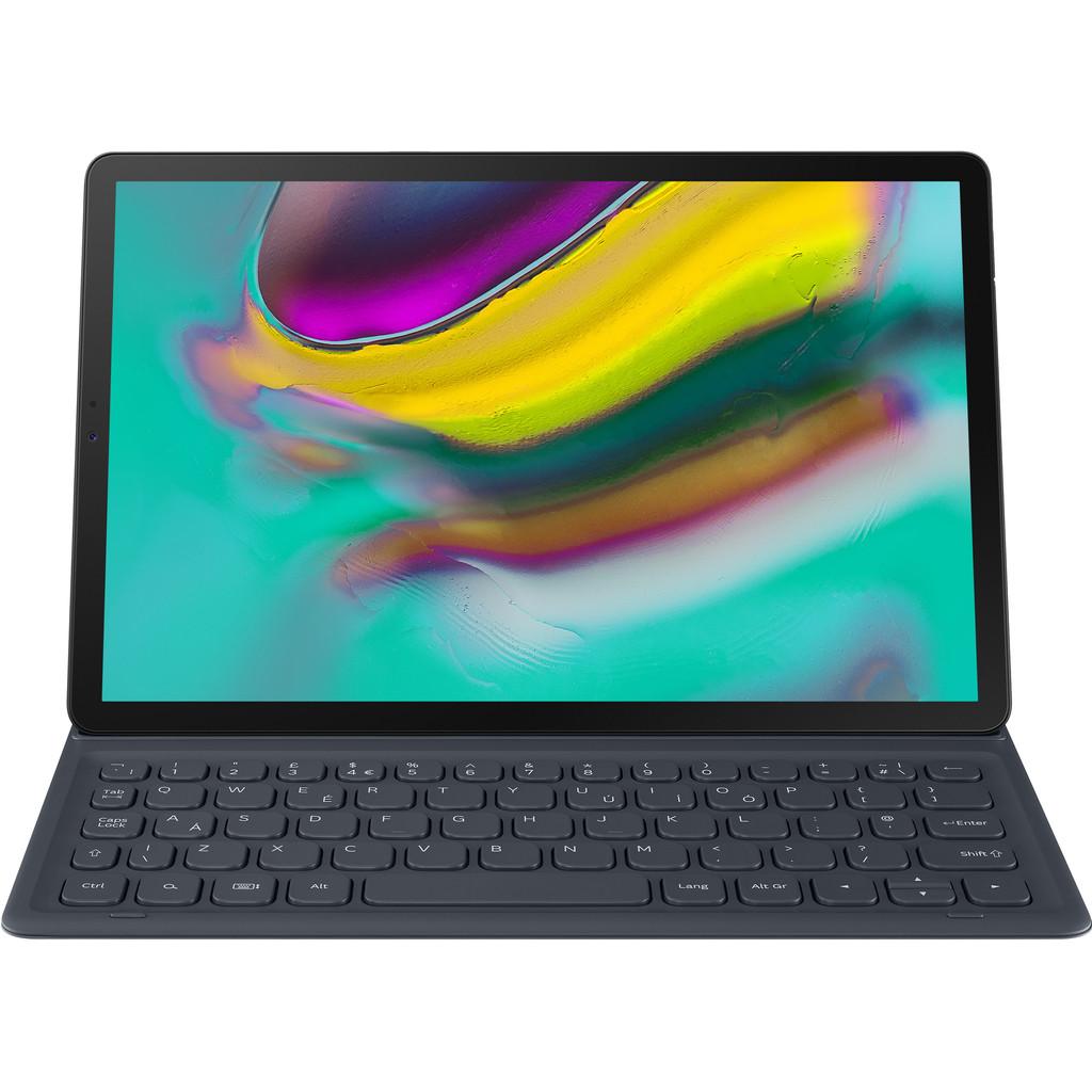 Tweedekans Samsung Galaxy Tab S5e Toetsenbord Hoes QWERTY
