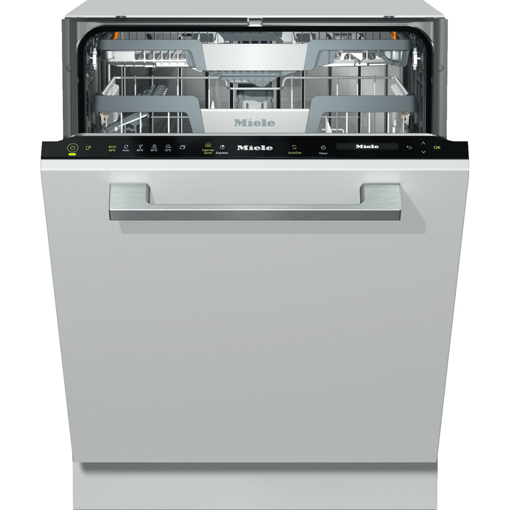 Tweedekans Miele G 7362 SC Vi AutoDos / Inbouw / Volledig geïntegreerd / Nishoogte 80,5 - 87 cm