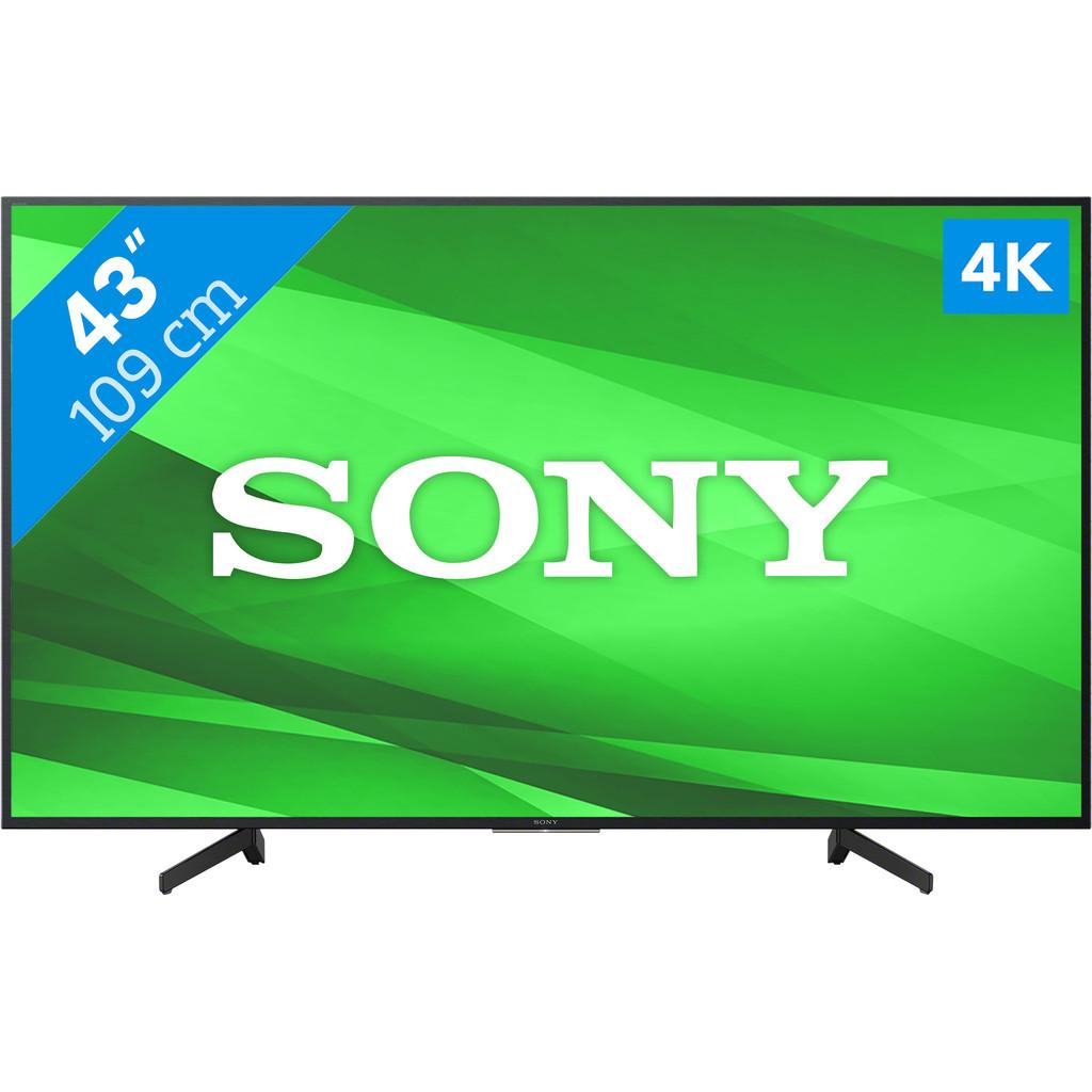 Tweedekans Sony KD-43XG7004