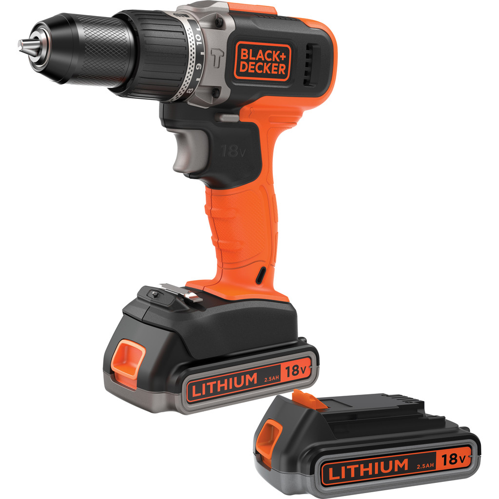 BLACK+DECKER BCD003ME2K-QW